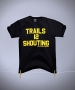 PNSK TRIKO STAY STRONG trail is shouting black